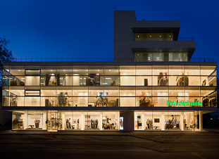 Modehaus Fritz Schmitz Herrenhaus